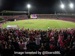 Big Bash League Final: Crowd Capacity Increased To 75% At Sydney Cricket Ground