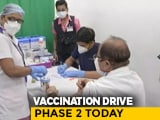 Video : India's Vaccine Net Widens Today, Hopes To Outpace Covid Spike