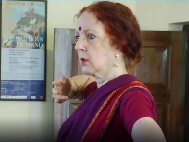 Video : Padma Shri Italian Odissi Dancer's Love For India