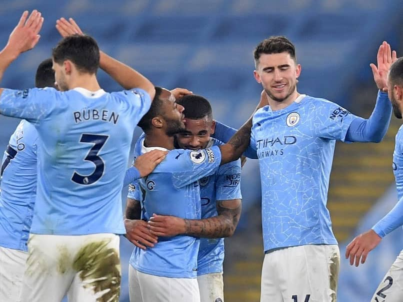 Premier League: Manchester City Demolish Wolves 4-1 To Equal Unbeaten Record