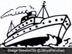 Election Body Allots ''Ship'' As Party Symbol To Assam Jatiya Parishad