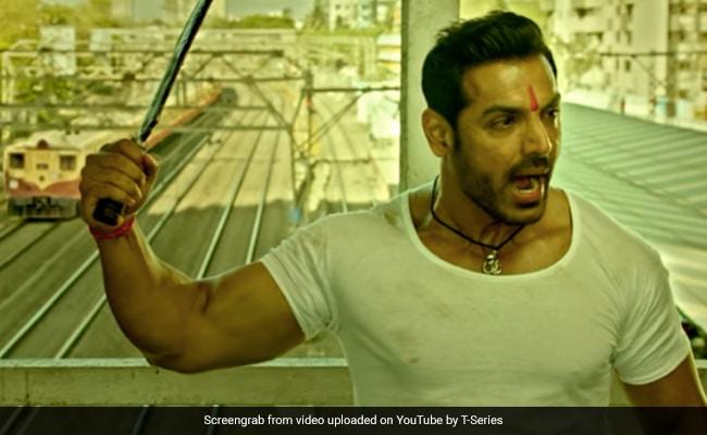 Mumbai Saga  Box Office Collection: John Abraham And Emraan Hashmi's Film Collects ? 8.74 Crore