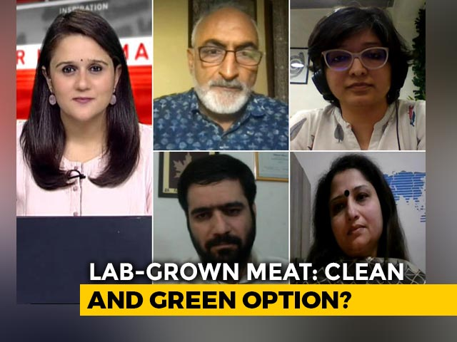 Video : All You Need To Know About Lab Grown Meat
