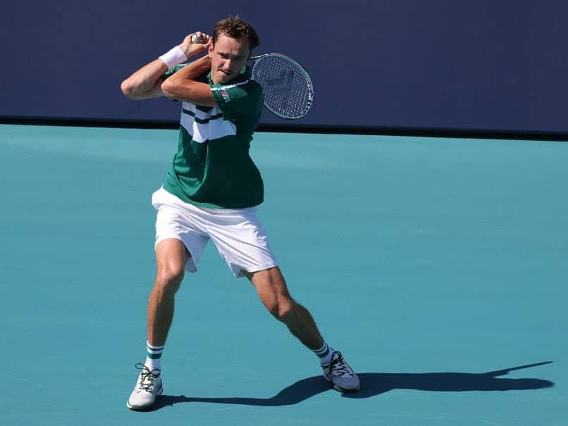 Miami Open: Daniil Medvedev, Naomi Osaka Through As Alexander Zverev Tumbles Out