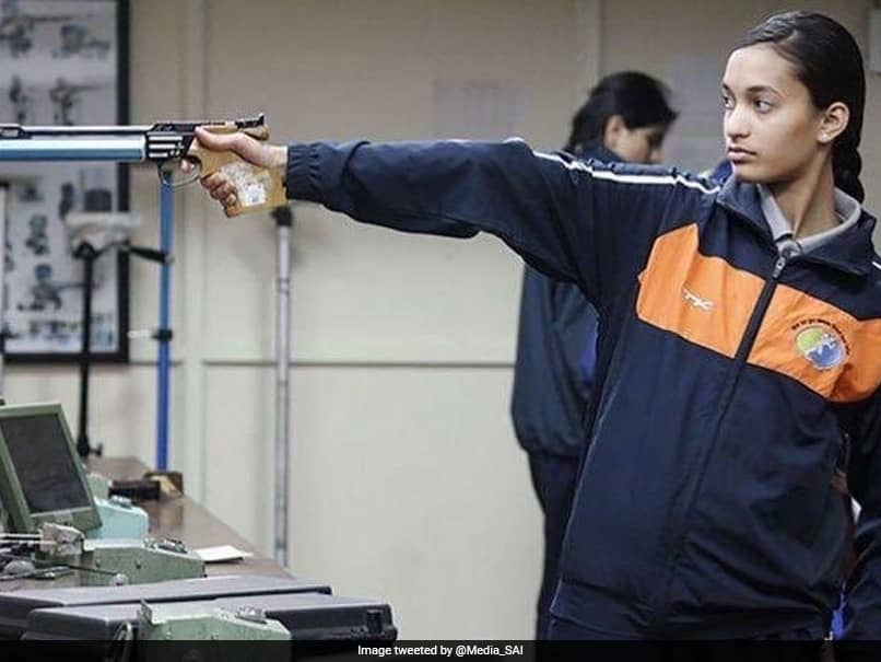 ISSF World Cup: Chinki Yadav Wins Gold As India Sweep Medals In 25m Pistol Event