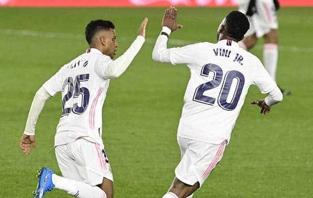 Vinicius Late Strike Against Sociedad Rescues A Point For Real Madrid