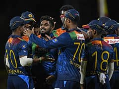 2nd T20I: Spinners Lead Sri Lanka To Series-Levelling Win vs West Indies