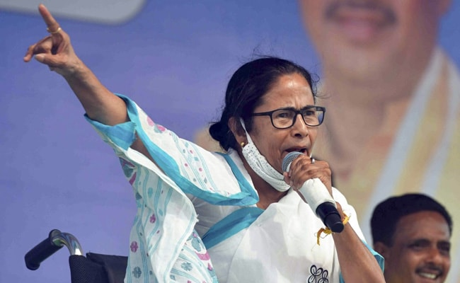 Mamata Banerjee Claims 'Security Forces Told Not To Resist Booth Capturing'