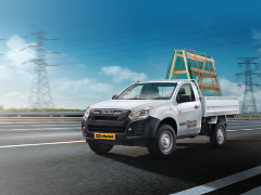 Isuzu Motors To Hike Prices Across D-Max Range By Rs. 1 Lakh From April