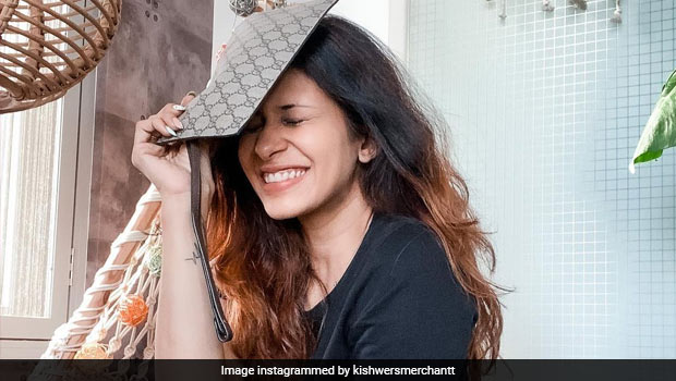 Kishwer Merchant Wants To Whet Her Pregnancy Craving With This Yummy 'Breakfast In Tub'
