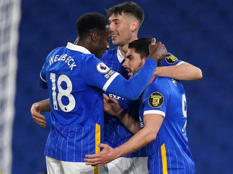 Premier League: Brighton Thrash Newcastle United In Relegation Battle
