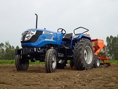 Sonalika Tractors Initiates Vaccination Drive For Its Employees And Dealer Partners