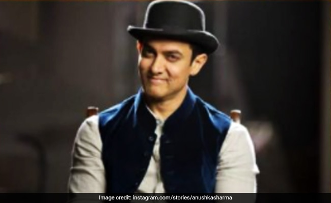 For Birthday Boy Aamir Khan, Best Wishes From Anushka Sharma, Ajay Devgn And Other Celebs
