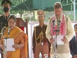 Video : Tirath Singh Rawat Sworn In As New Chief Minister Of Uttarakhand