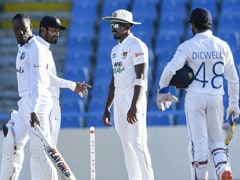WI vs SL: Nkrumah Bonner's Maiden Test Hundred Helps West Indies Draw 1st Test Against Sri Lanka