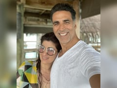 """""""A Getaway In The Middle Of A Pandemic"""" Looks Like This For Akshay Kumar And Twinkle Khanna"""
