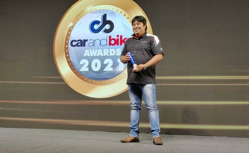 carandbike Awards 2021: BMW F 900 XR Wins The Adventure Motorcycle Of The Year