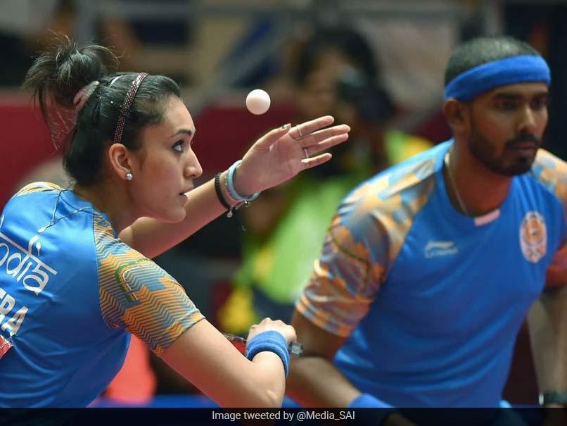 Tokyo Olympics: Table Tennis Duo Sharath Kamal, Manika Batra Seal Mixed Doubles Berth