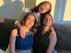 Navya Looks Like A Million Bucks In These Sun-Kissed Pics With Friends