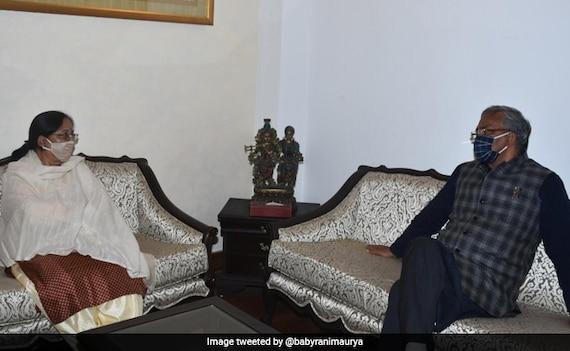 उत्तराखंड के मुख्यमंत्री त्रिवेंद्र सिंह रावत ने इस्तीफा दिया