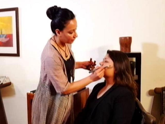 Video : Weekending: The Art Of Contouring