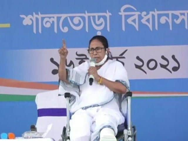 Video : Election Body Issues Sharp Response To Mamata Banerjee's Allegations