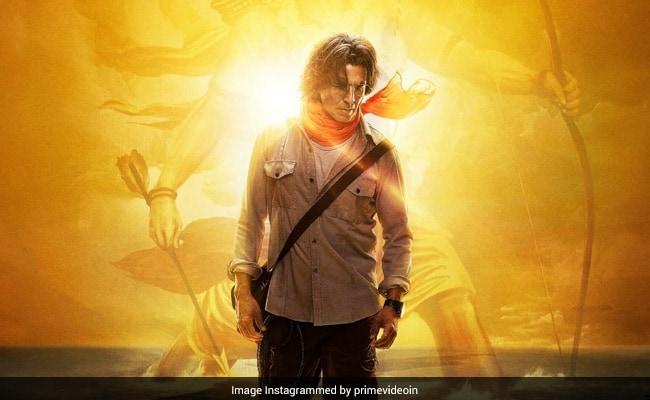 Akshay Kumar's Ram Setu is the first Bollywood film produced by Amazon Prime Video