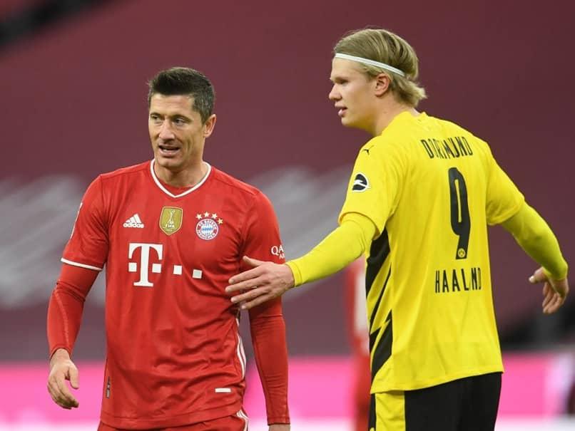 Bundesliga: Robert Lewandowski Tops Erling Braut Haaland As Bayern Munich Beat Borussia Dortmund