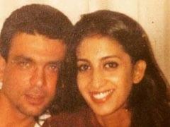 On 20th Wedding Anniversary, Young Smriti Irani And Husband Zubin In Pic Shared By Ekta Kapoor