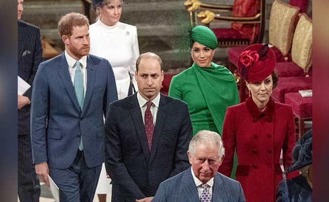 Prince William Trolled For 'Not Racist' Comment After Harry-Meghan's Tell-All