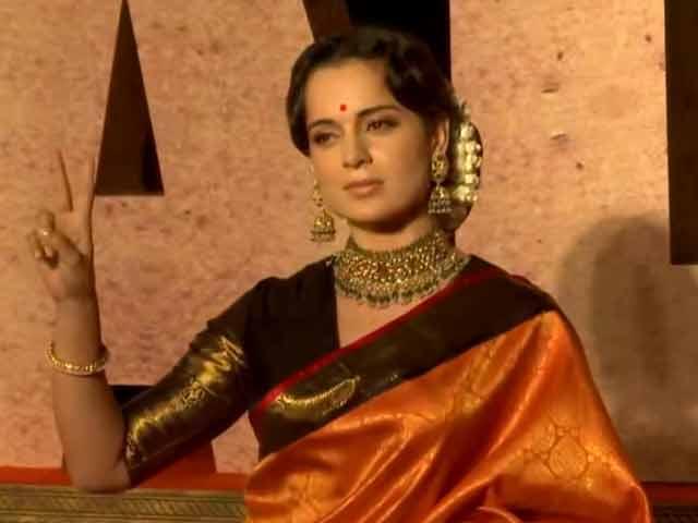 Video : How Kangana Ranaut Lit-Up '<i>Thalaivi</i>' Trailer Launch