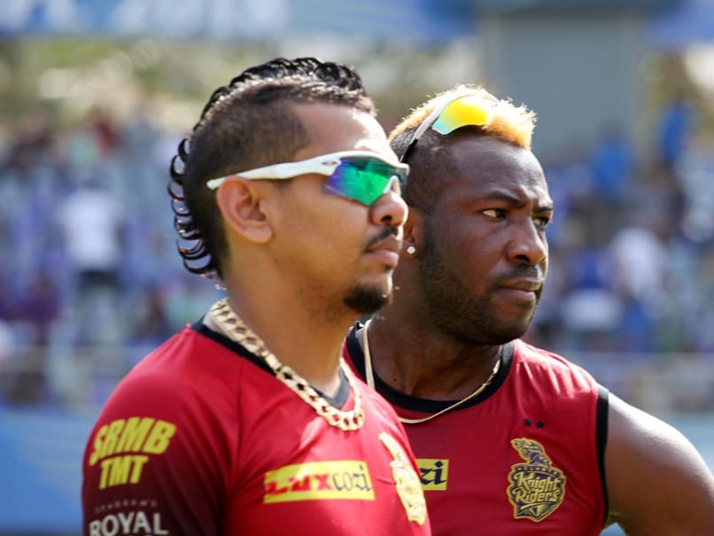 """IPL 2021: KKR's Andre Russell, Sunil Narine Depart For """"Second Home"""" India. Watch"""