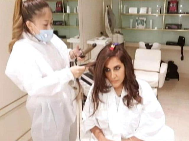 Video : Weekending: Get Inspired By Kareena Kapoor's Balayage Hair Colour