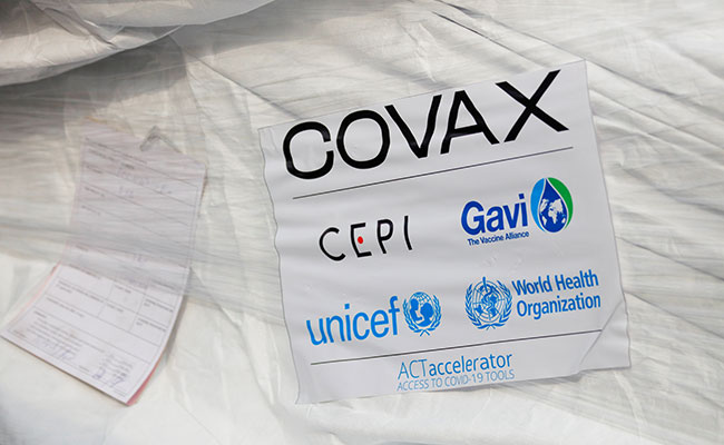Covax Signs Deal For 500 Million Moderna Covid Vaccine Doses