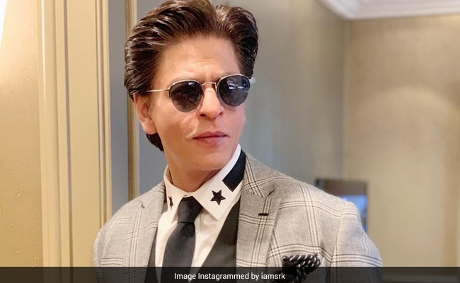 Shah Rukh Khan Reveals Why He Doesn't Have A Twitter Bio