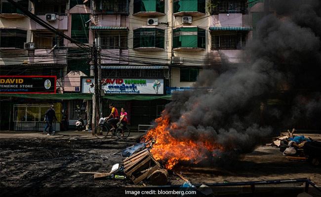 Myanmar Civil War Fears Growing After Airstrikes
