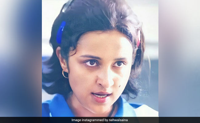 'Isn't This A Tennis Serve'?: Twitter Reacts To Saina Poster Oopsie