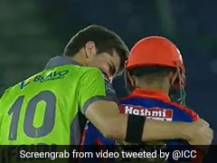 PSL 2021: Shaheen Afridi Hugs Babar Azam After Dismissing Him In Style. Watch