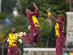 WI vs SL: Fabian Allen Takes Spectacular Return Catch In Final T2OI. Watch