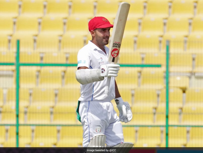 Afghanistan vs Zimbabwe: Hashmatullah Shahidi Becomes First Afghan Player To Score Test Double Century