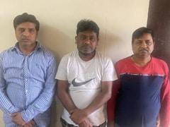 फर्जी चेक के जरिए पैसा निकालने की कोशिश, एनजीओ मालिक समेत तीन गिरफ्तार