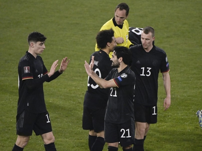 """FIFA World Cup 2022 Qualifiers: Germany Cruise To 3-0 Win Over Iceland After DIY """"Human Rights"""" Protest"""