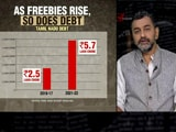 Video: As Freebies Rise, Tamil Nadu's Debt Soars