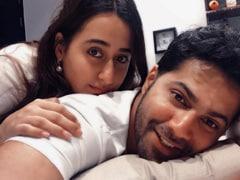 """Women's Day 2021 - """"<I>Bharatiya Naari Sab Pe Bhaari</i>"""": Varun Dhawan's Post Features Wife Natasha"""