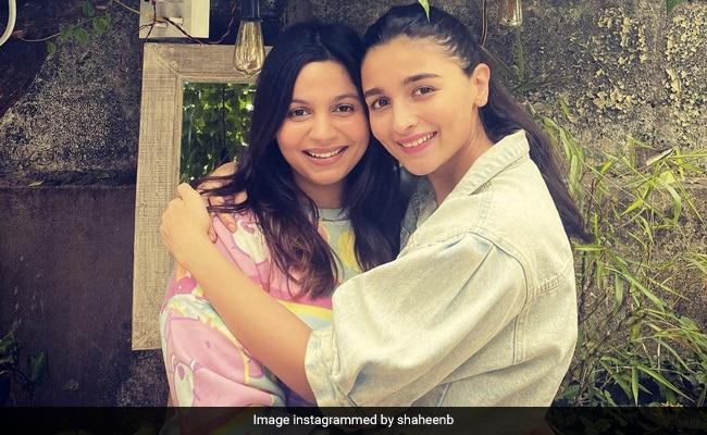 To Birthday Girl Alia Bhatt, With Love From Sister Shaheen