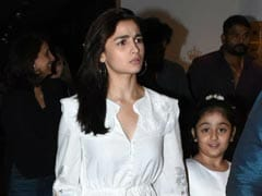 Here's How Alia Bhatt Wished Ranbir Kapoor's Niece Samara On Her Birthday