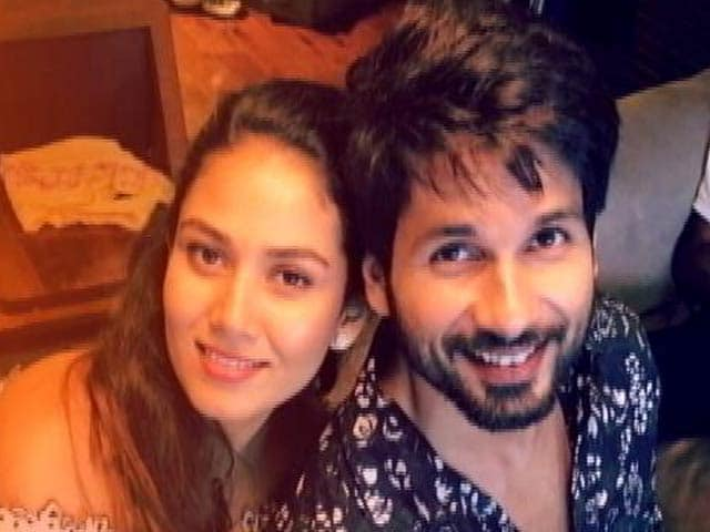 Video : Mira Kapoor On Spending Time With Husband Shahid Kapoor