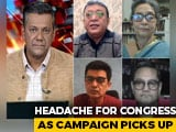 Video : Bengal Election Alliance Row Exposing Deep Fissures Within Congress?
