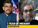 "Video : ""Documentary Was An Opportunity For Me To Express My Feelings For Migrants"": Vishal Bhardwaj"