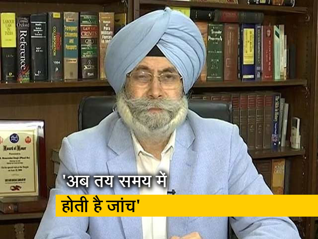 Video : दिल्ली में बच्चों के लिए विशेष अदालतें : वरिष्ठ वकील एचएस फुलका